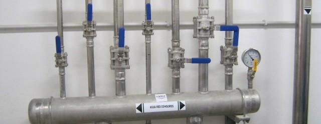 instalaciones industriales fontaneria