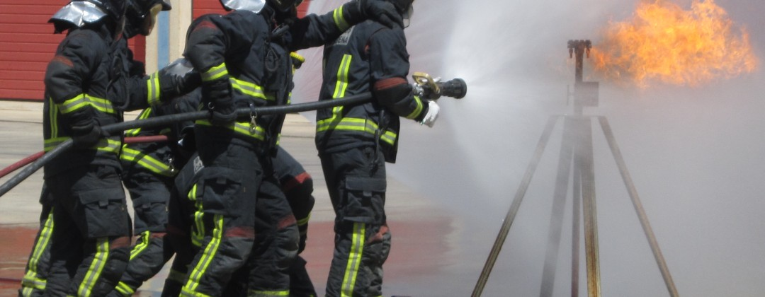 quemador fase liquida fuego contra incendios