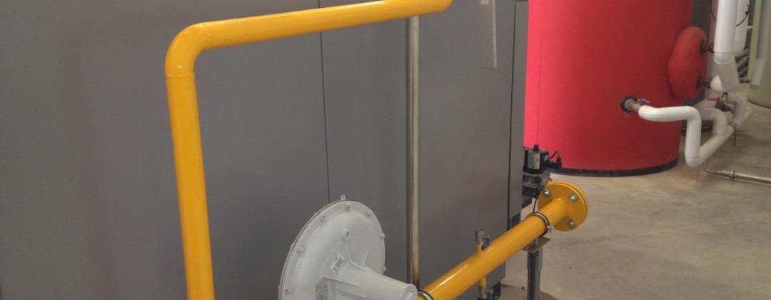 instalaciones gas industria