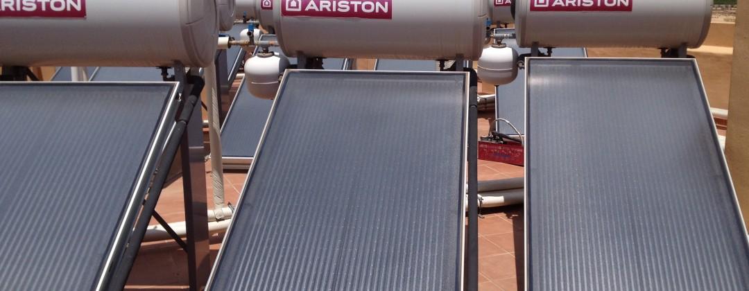 placas solares instalación mantenimiento