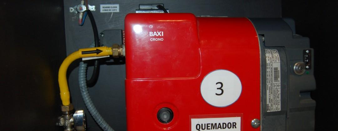 mantenimiento quemadores industriales