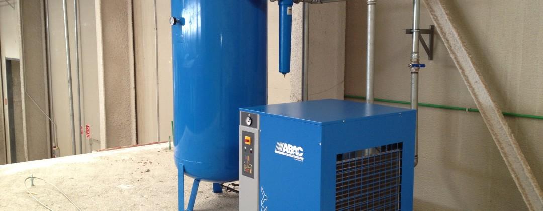 instalaciones aire comprimido industria